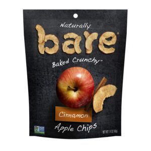Bare Natural Cinnamon Apple Baked Chips