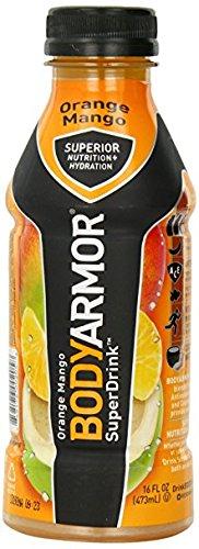 Body Armor Orange Mango Flavored Sports Drink