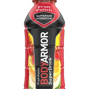 Body Armor Fruit Punch Sports Drink