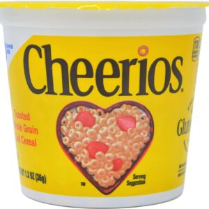 General Mills Cheerios Cereal Cup 1.3 oz