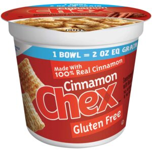 general mills cinnamon chex cereal 2.2 oz