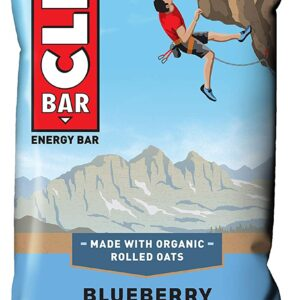 Clif Bar Blueberry Crisp Protein Bar