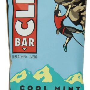 Clif Bar Cool Mint Chocolate Protein Bar