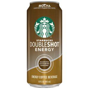 Starbucks Doubleshot Mocha 15oz