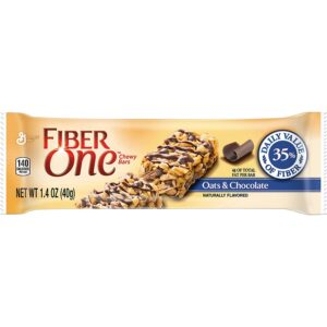 Fiber One Oats & Chocolate Chewy Bar