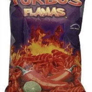 tapas flamas corn snack