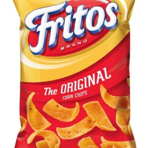 Frito Lays Original Corn Chips