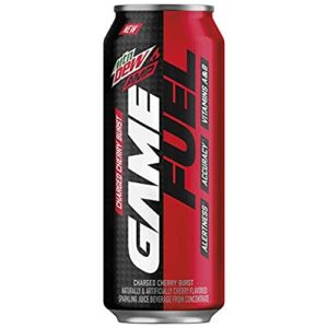 Game Fuel Charged Cherry Burst 16oz