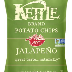 Kettle Brand Jalapeno Chips