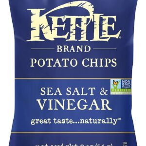 kettle brand salt and vinegar chips