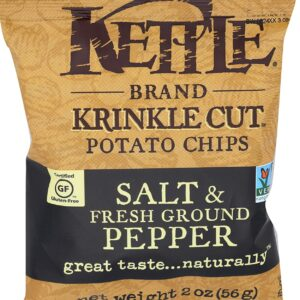 kettle brand salt and pepper chips