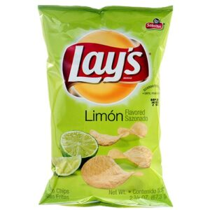 Lay's Limon Flavored Potato Chips