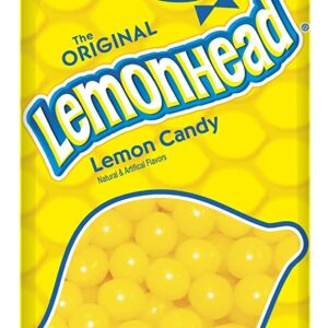 Lemonhead original lemon candy