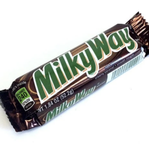 milky way chocolate bar