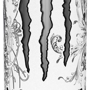 Monster Zero Ultra White Energy Drink