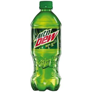 Mountain Dew Citrus Soda