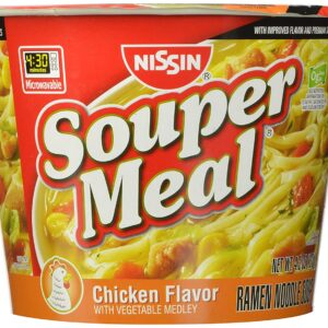Nissin Souper Meal Chicken