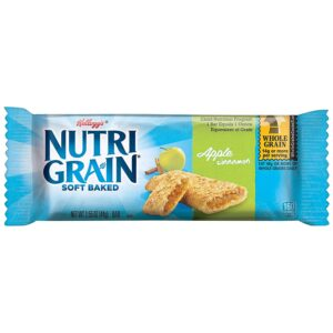 Kellogg's Nutri Grain Cereal Bar Apple Cinnamon