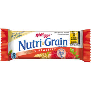 Kellogg's Nutri Grain Cereal Bar Strawberry 1.3oz