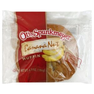Otis Spunkmeyer Banana Nut Muffin