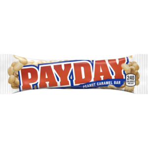 payday peanut and chocolate bar