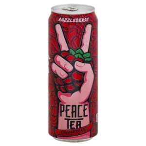 Peace Tea Razzleberry 23oz