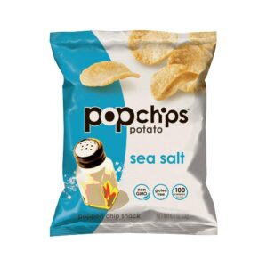 Popchips Sea Salt Potato Chips