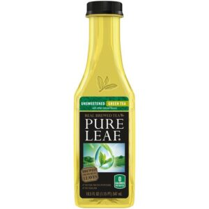 Pure Leaf Unsweetened Green Tea