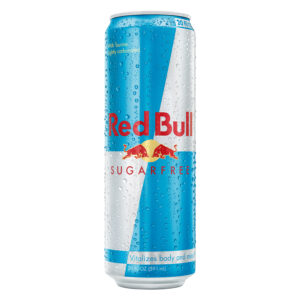 Red Bull Sugar Free 20oz Big Dog