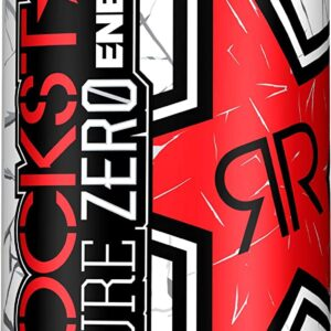 Rockstar Pure Zero Energy Drink