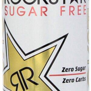 Rockstar Sugar Free Energy Drink 16oz