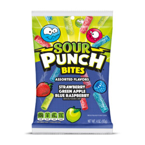 sour punch bites assorted flavors
