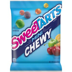 sweetarts mini chew candies