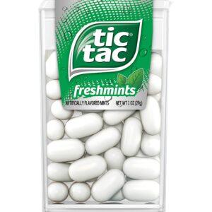 Tic Tac Freshmint Flavored Mints