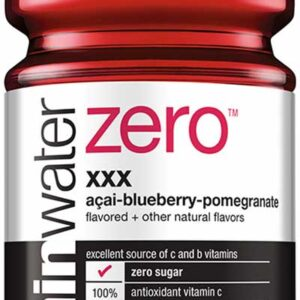 Vitamin Water XXX Zero Enhanced Water