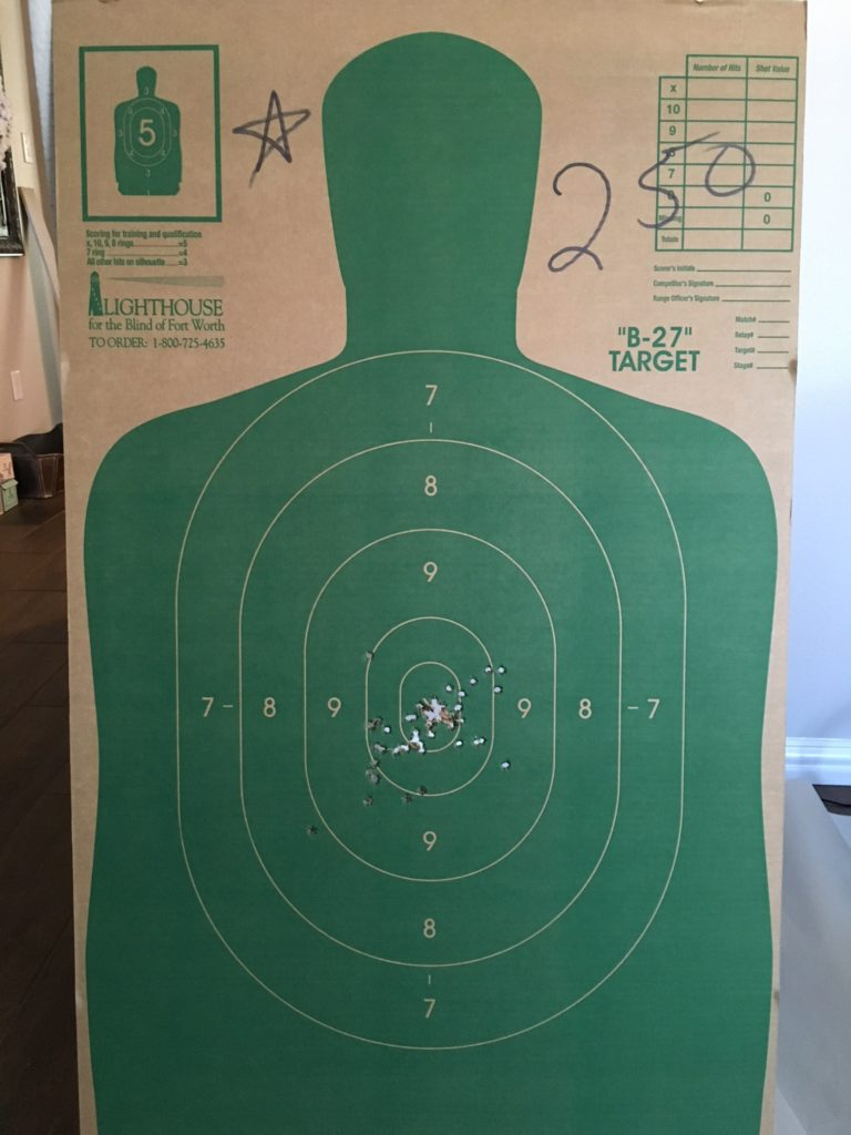LTC Target