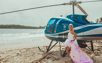helisopterwedding