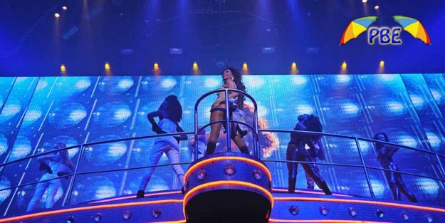 show at cocobongo