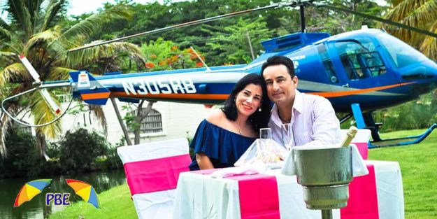 helicopter couple inlove