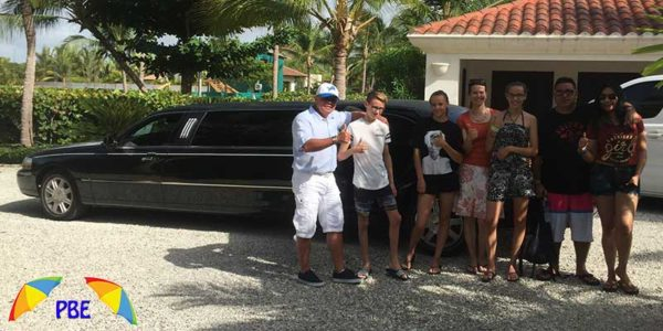 Stretch Limo in Punta Cana