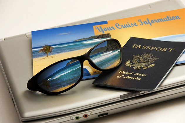 passport for vacation