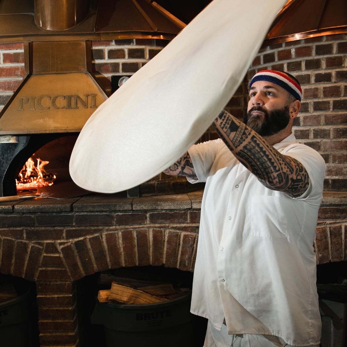 Throwin' Dough