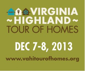 2013 Tour of Homes Dates