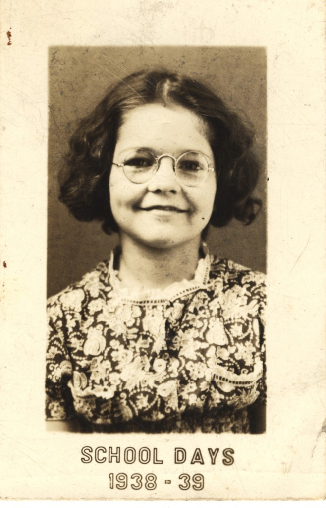 School picture of Mary Alyce