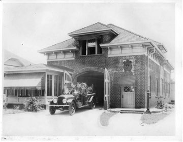 No. 19 Fire Station c. 1920s