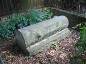 Photo of Todd Cemetery Memorial taken by Andrew Wood in 2008.