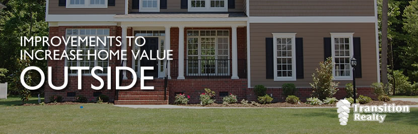 INCREASE HOME VALUE LANDSCAPING