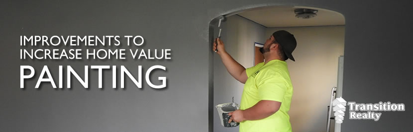 Increase Home Value With Paint