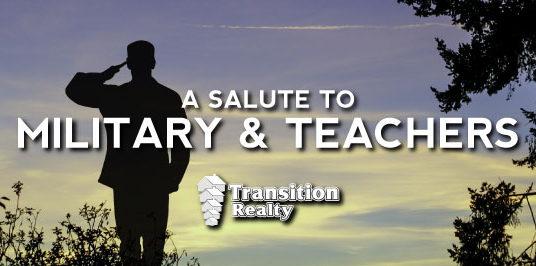 Teacher & Military Appreciation