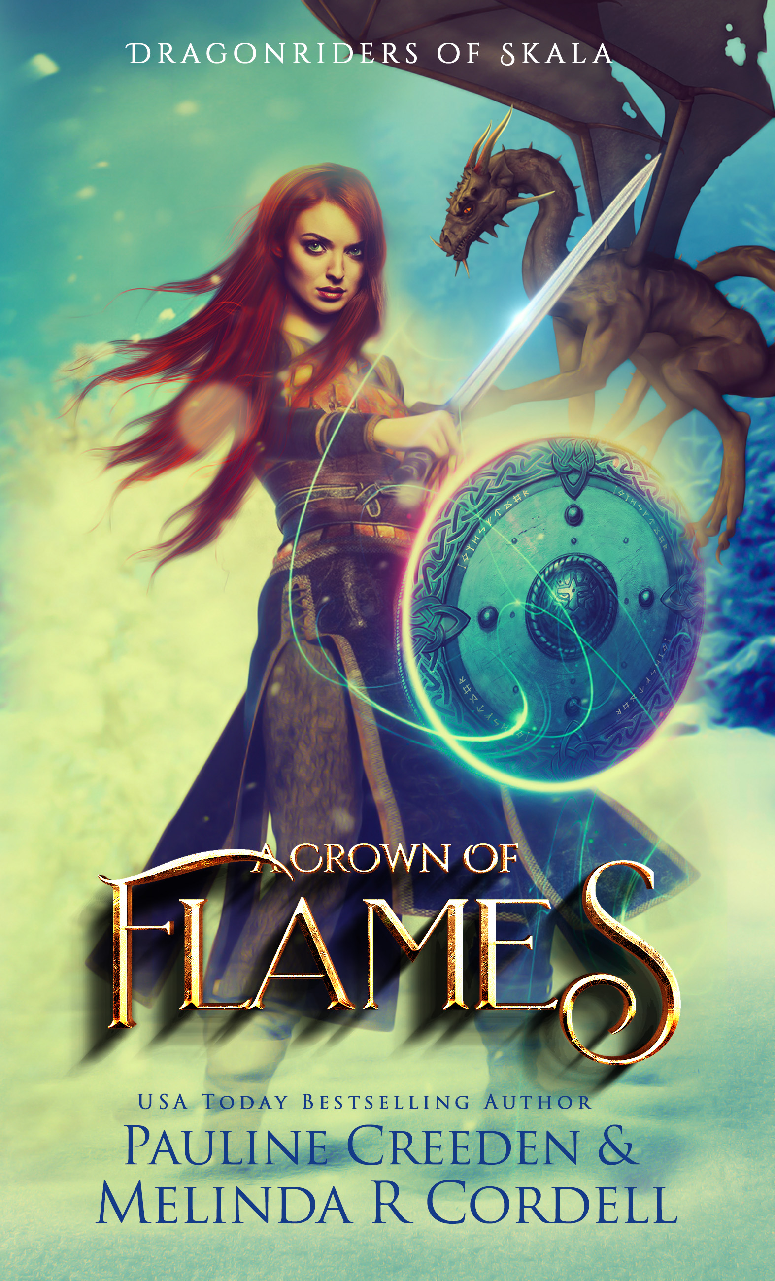 Crown of Flames cover
